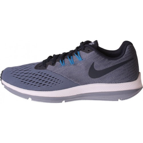 finest selection affc2 50fa3 NIKE ZOOM WINFLO 4 (diffused blue /obsidian)