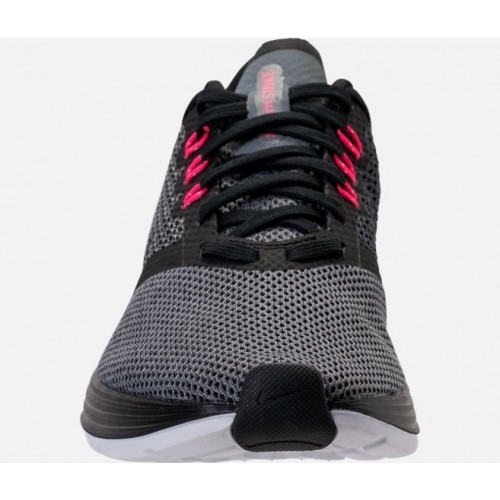 33e528d7cca2 WOMEN S NIKE ZOOM STRIKE RUNNING SHOES (Black Metallic Silver Cool Grey -  AJ0188 005)