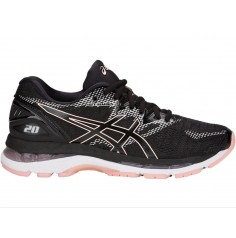 GEL-Nimbus 20 Black/Frosted Rose (T850N.001)