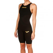 Arena Powerskin Carbon-AIR² open back (Black)