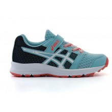 ASICS Patriot 9 PS (Porcelain Blue/White/Flash Coral)