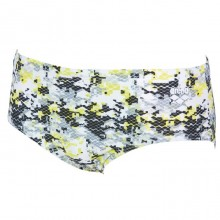 Arena Men's Camouflage Brief ( Black ) 001283-500