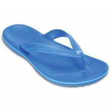 Crocband™ Flip (Ocean/Electric Blue)