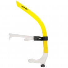 SWIMMER'S SNORKEL TECHNICAL & TRAINING SNORKEL (yellow)