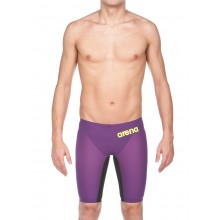 Arena Carbon Air Jammer (plum-fluo yellow)