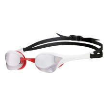 COBRA ULTRA MIRROR GOGGLE (SILVER/WHITE/RED) 1E032-515
