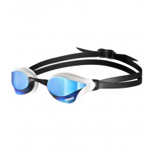 COBRA CORE MIRROR GOGGLE (BLUE/WHITE)