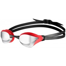 COBRA CORE MIRROR GOGGLE (SILVER /RED/BLACK) 1E492-550