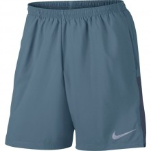 "Nike Flex Men's 7"" Running Shorts  (armory blue/thunder blue)"