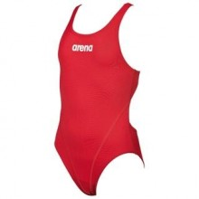 G SOLID SWIM TECH JR (RED-WHITE) 2A26245