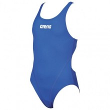 G SOLID SWIM TECH JR (ROYAL-WHITE) 2A26272