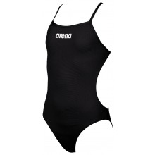ARENA G SOLID SWIM LIGHTECH JR (BLACK-WHITE)
