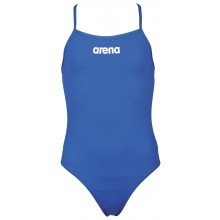 ARENA G SOLID SWIM LIGHTECH JR (ROYAL-WHITE)