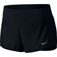 "Nike Dry 3"" Women's Running Short (black/black)"