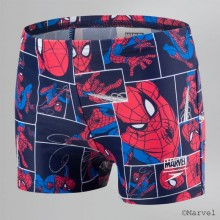 Marvel Spider-Man Aquashort (Navy/Red) 8-05394887