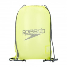 Equipment Mesh Bag (Green/Grey)