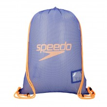 Equipment Mesh Bag (BLUE/ORANGE) 8-07407C267