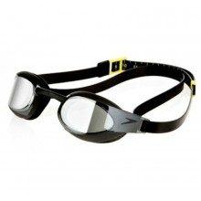 Speedo Fastskin Elite Mirror Goggle( Black/Smoke)