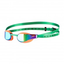 Fastskin Elite Mirror Goggle( Orange/Green)