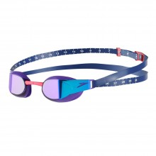 Fastskin Elite Mirror Goggle( Purple /Blue)