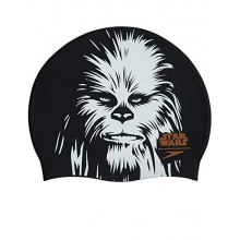 Star Wars Chewbacca Adult swim cap (Black/White/Orange) 8-08385C743