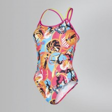 Flipturns Solar Pavola Double Crossback Swimsuit