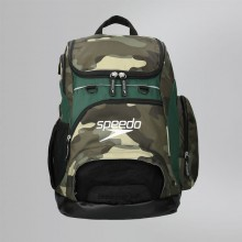 Speedo Teamster Rucksack 35L green/yellow (army)