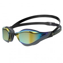 Speedo Fastskin Pure Focus Mirror Goggle (Black)
