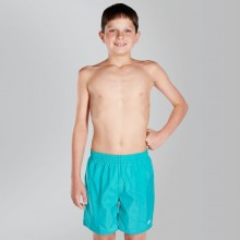 "Solid Leisure 15"" Swim Shorts"