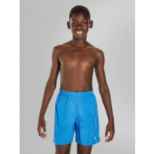 "Solid Leisure 15"" Swim Shorts (BLUE 8-35691B446)"