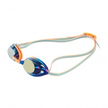Speedo Vengeance Mirror Junior Goggle (Orange/Blue)
