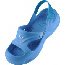 Arena Softy Junior Slide Sandals (Turquoise)