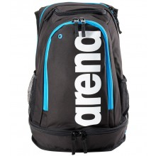 Arena Fastpack Core Backpack (black-turquoise-white)