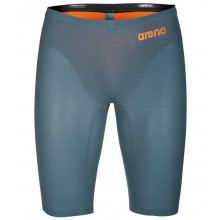 Arena Men's Powerskin R-Evo One Jammer SL (001440141 Grey-Bright Orange)