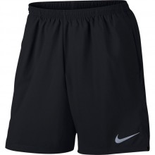 "Nike Flex Men's 7"" Running Shorts - (black/black)"
