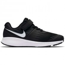 Nike Star Runner (psv) (Black/white-volt)