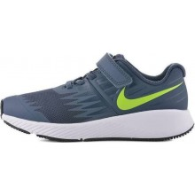 Nike Star Runner (psv) (thunder blue/volt white)