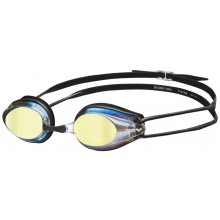 ARENA TRACKS MIRROR GOGGLES(Gold-Black-Black)