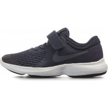 NIKE REVOLUTION 4 (PSV) (NEUTRAL INDIGO/LIGHT CARBON) 943305-501