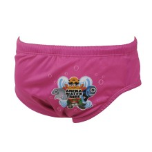 Arena Water Tribe Kids Aqua Nappy (Fuchsia,Buddies)