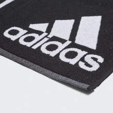 ADIDAS SWIM TOWEL S (50 x 100 black/white)