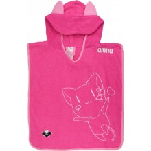 Arena Friends Poncho Kids Pink