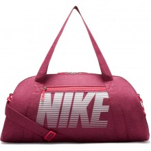 Women's Nike Gym Club Training Duffel Bag 30L (rush pink/rush pink/white )