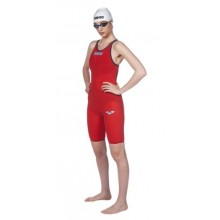 POWERSKIN Carbon-AIR² open back (Red)  00112845