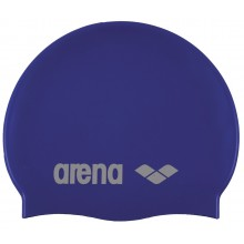 CLASSIC SILICONE CAP (ROYAL,WHITE)