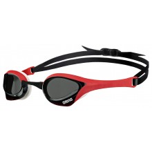 COBRA ULTRA GOGGLES (smoke/red/white)