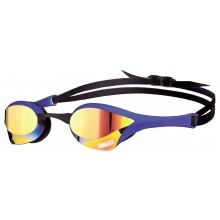 COBRA ULTRA MIRROR GOGGLE YELLOW/REVO/BLUE