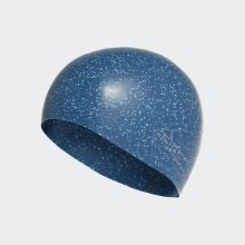 TEXTURED SWIM CAP ( Core Blue / Core Blue) DH3307