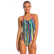 TYR Meraki Cutoutfit One Piece Swimsuit