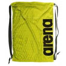 Fast Mesh Sports Bag (fluo yellow)